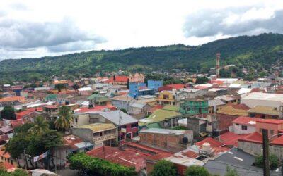 Boaco ciudad de dos pisos