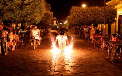 La primera ciudad colonial de Nicaragua