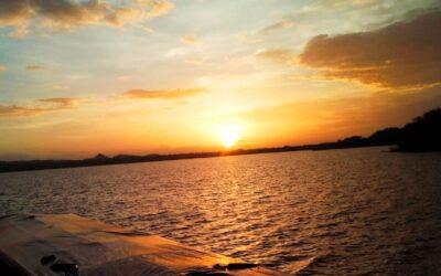 Archipiélago El Nancital en la mar dulce de Nicaragua
