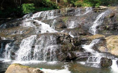 Cascada Salto de la Culebra en Diriamba